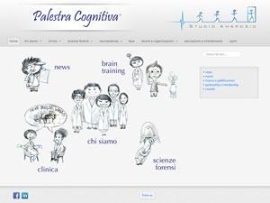 Palestra Cognitiva website